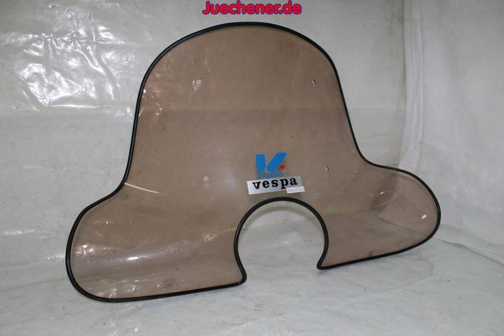 Vespa,PK 50 Xl 50ccm-125ccm, PX80ccm -200ccm, Frontscheibe ohne Halter  #Frontscheibe #Frontverkleidung #Windabweiser #Windschutzscheibe