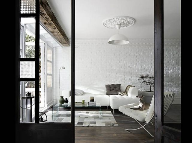 7-Черно-белые-гостиные:-40-фото-идей