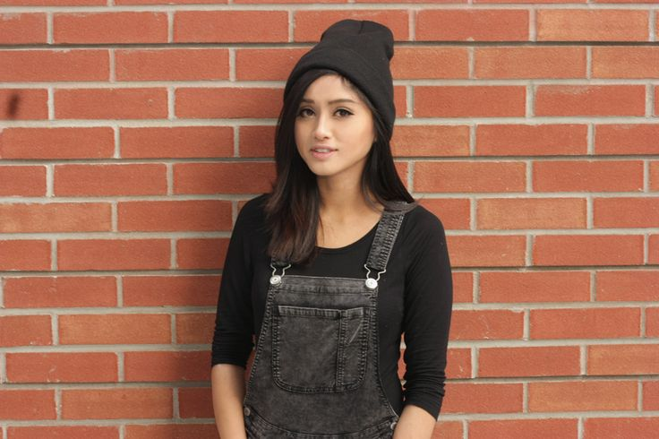 Overalls and Toque