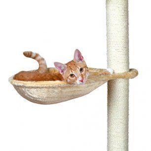 Hamac de petite taille pour Arbre à chat (vendu à part) sur Animalerie boutique