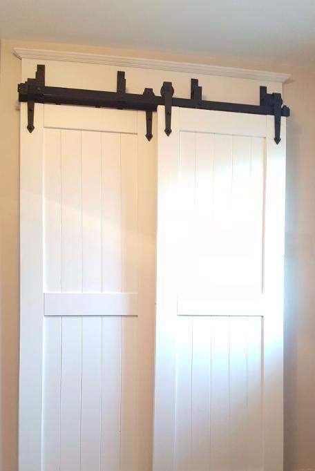 4 Door Barn Door Closet