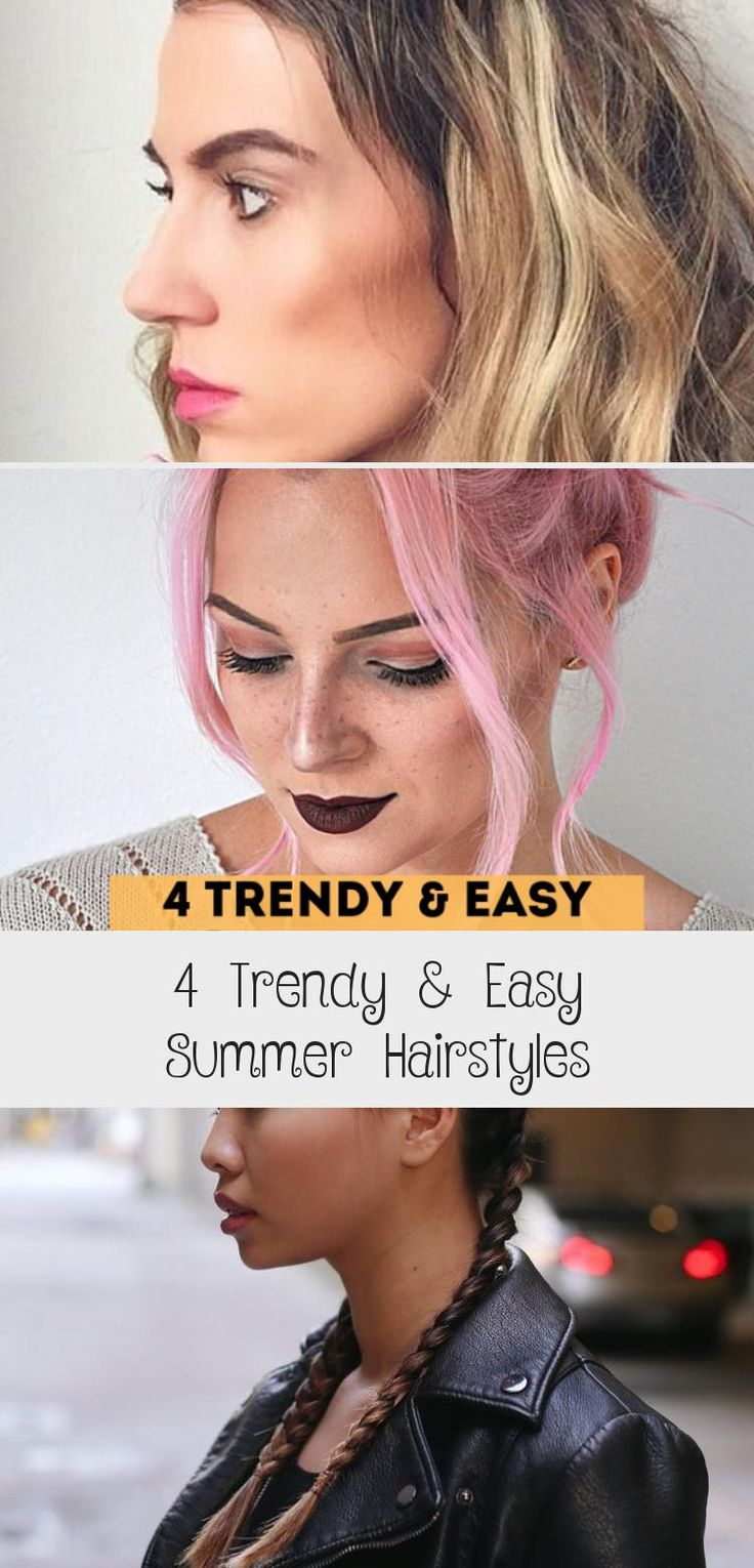 This hairstyle, that was once hugely popular amongst female athletes, is now worn by every woman out there! It's particularly worn during music festivals and also in bohemian outfits. Celebrities like Kylie Jenner were found wearing double dutch braid back in Coachella 2016. #Hairstyles #Summer #Trendy #summerhairstylesScarf #summerhairstylesForBlackWomen #summerhairstylesWithBangs #summerhairstylesWithHeadbands #summerhairstylesWeave