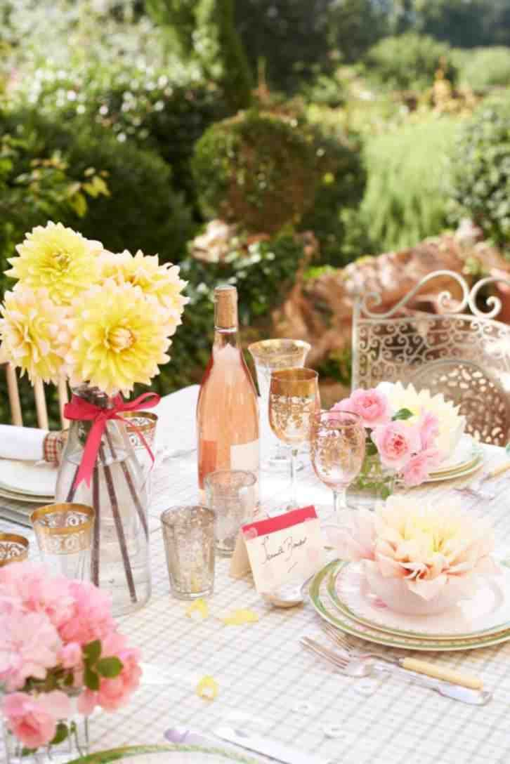 Wedding Ideas For Summer On A Budget   Wedding And Bridal Inspiration