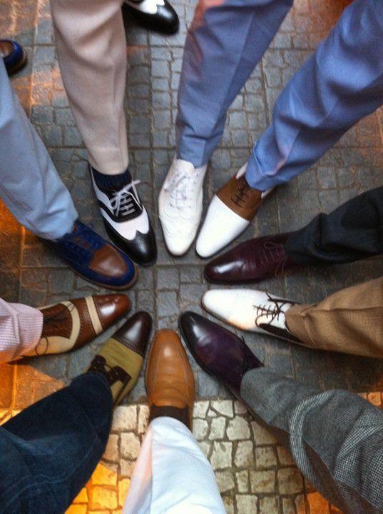 Shoe Meeting