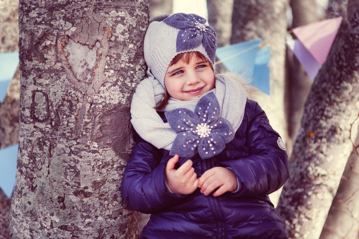 #hat and #scarf in match. 100% #madeinitaly #kids #children #accessories #jolibebe #fashion #fallwinter #collection