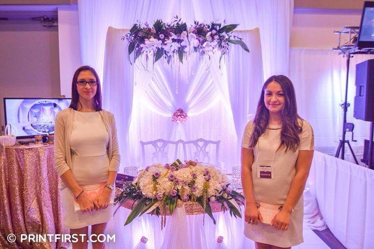 Ottawa Wedding show- convention work