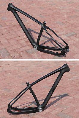 """Carbon Glossy Matt 29ER Mountain Bike MTB Frame 19"""" ( For BB30 ) Cycling Frame"""