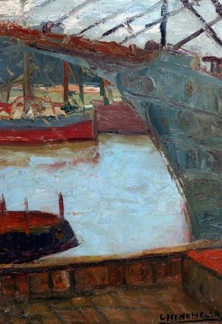 Impresión (1916) Benito Quinquela Martín