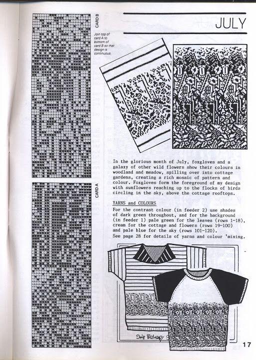179 best Iris Bishop images on Pinterest | Fair isle knitting ...