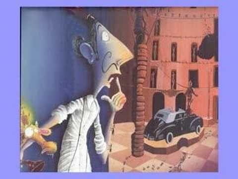 ▶ Cuento El Sueño de Dalí. Proyecto Los Pintores.EEI Santiago Apóstol - YouTube