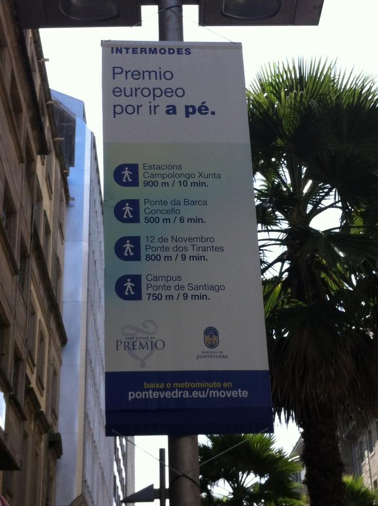 No todas las ciudades pueden presumir de tener un premio de movilidad!
