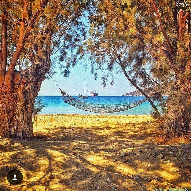 SERIFOS ISLAND. Who wants to join me in paradise? #Serifos Island (where else!) via @kokolakis82  TAG your travel buddy ✌️ #s_greece #TravelBloggersGreece #InstaFrapress