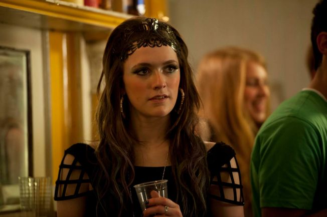 The character Oregon (Charlotte Ritchie) on the show Fresh Meat has such a unique style! Love her!