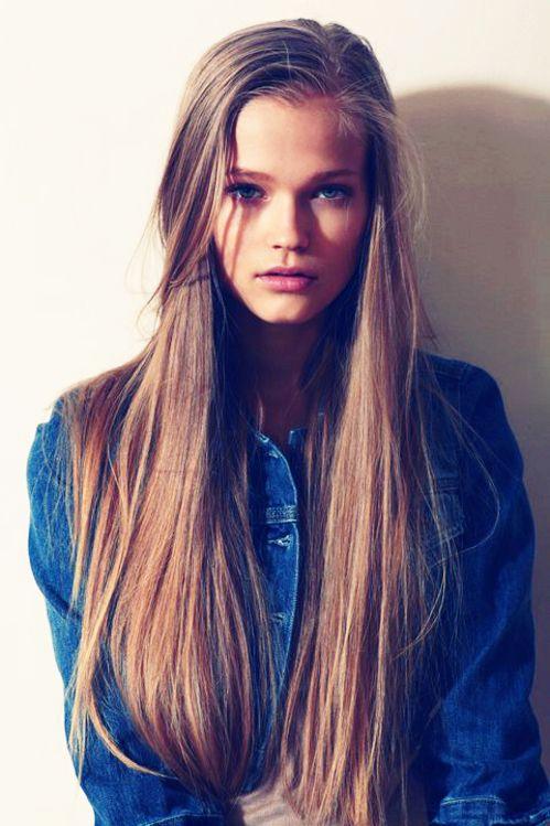 straightStraight Hair, Dreams Hair, Style Hair, Long Hair, Beautiful, Longhair, Gorgeous Hair, Girls Hairstyles, Hair Style