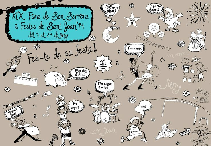 FESTES DE SANT JOAN 2014 - SON SERVERA