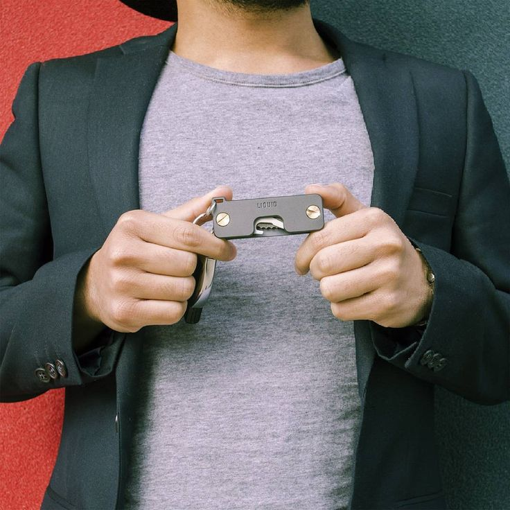 Transform your keys into a fashion statement  _________________________________  #keycaddy #liquidco