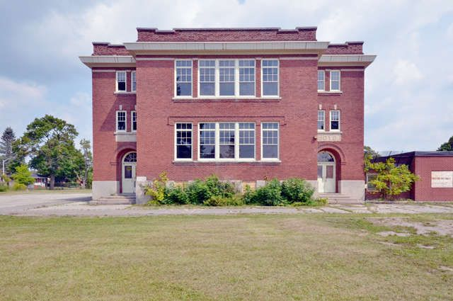 My old school. Commercial Property for Sale at 185 Main St, Erin, ON at HomesAndLand.com.