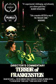 Watch Directors Commentary: Terror Of Frankenstein (2015) Movie Online