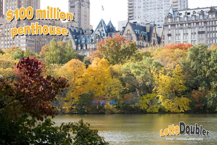 $100.000.000 Penthouse New York Lottodoubler