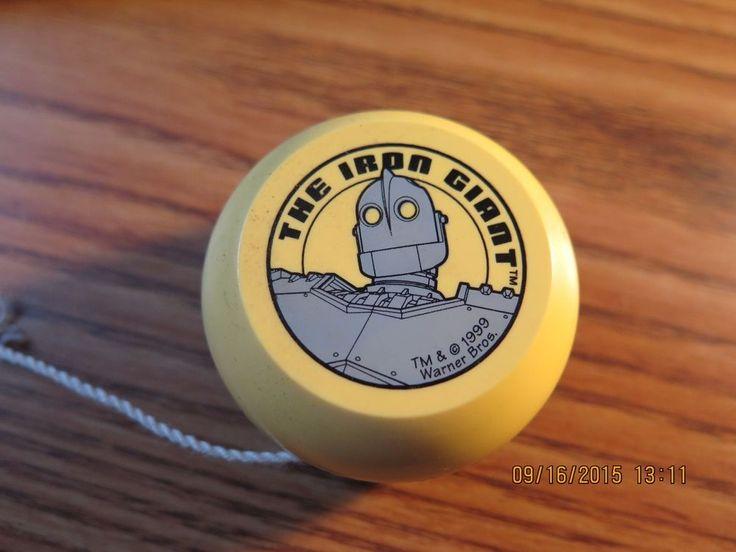 BH The Iron Giant Yoyo Toy