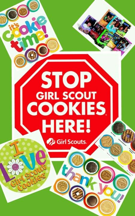 Girl scout cookies!!!