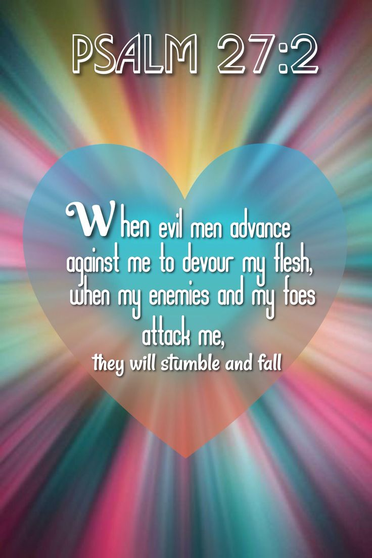 Psalm  They Will Stumble And Fall Just Like They Always