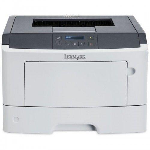 Imprimanta laser monocrom Lexmark MS312DN, duplex, retea, A4