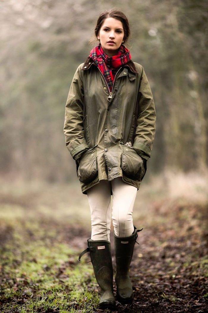 eaeb6eabf0923 Tenue champêtre femme – le chic des champs | Mode femme | Country ...