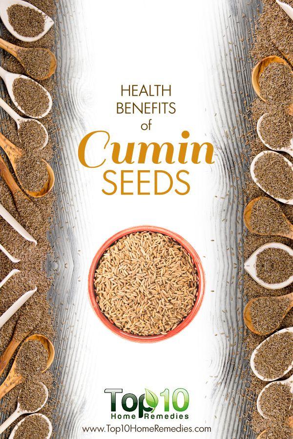 10 Health Benefits of #Cumin