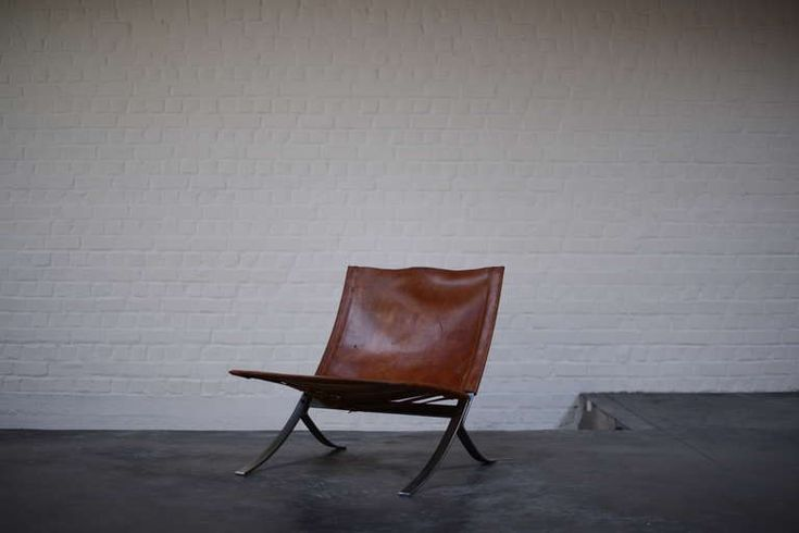 Steen Ostergaard Leather Armchair 2