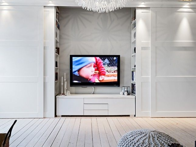 Jak ukryć telewizor w domu