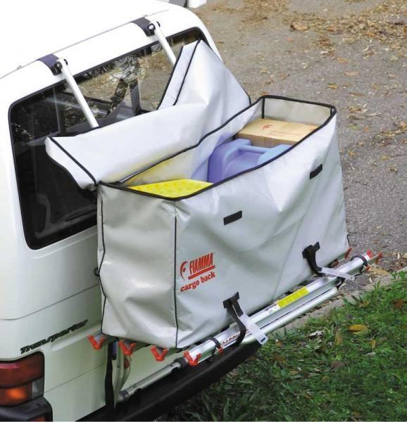 Fahrradträger Gepäckbox Fiamma Cargo
