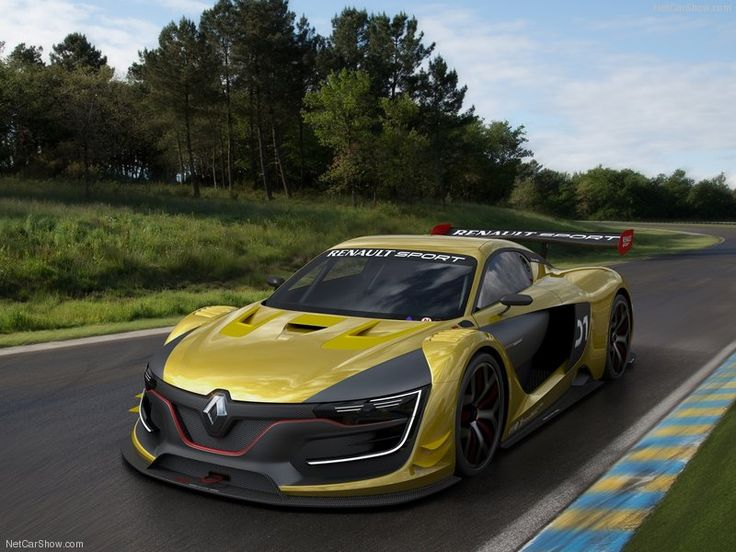 2015 Renault Sport RS 01: Luxury Sport Racing Car