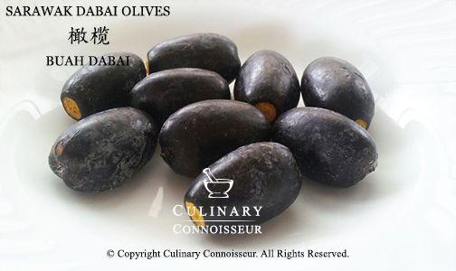Sarawak Dabai Olives – Malaysian (Sarawakian) Cuisine Ingredient   Culinary Connoisseur