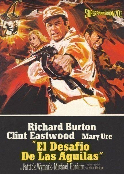 En plena Segunda Guera Mundial (1939-1945), John Smith (Richard Burton) es el…