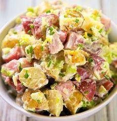 La pomme de terre fait partie intégrante de nos plats au quotidien… Et si on en faisait des salades estivales, faciles à faire et addictives pendant la saison chaude ? Découvrez la pomme de terre comme vous ne n'...