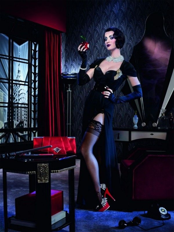 Katy Perry by David Lachappelle