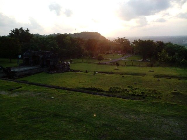 Ratu Boko Palace, Gunung Kidul, Special District of Yogyakarta