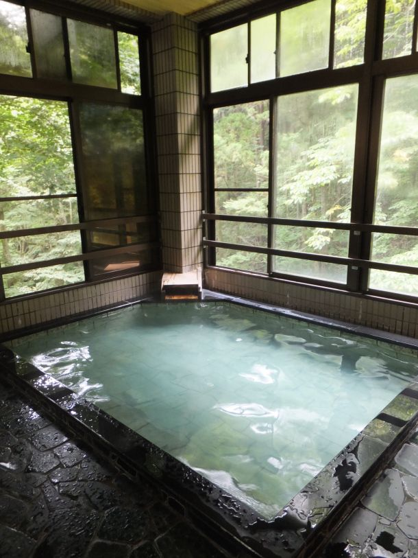 蛇の湯温泉 たから荘の探訪記詳細「東京都内の秘境温泉!秘湯を守る会&登録有形文化財!」 @nifty温泉