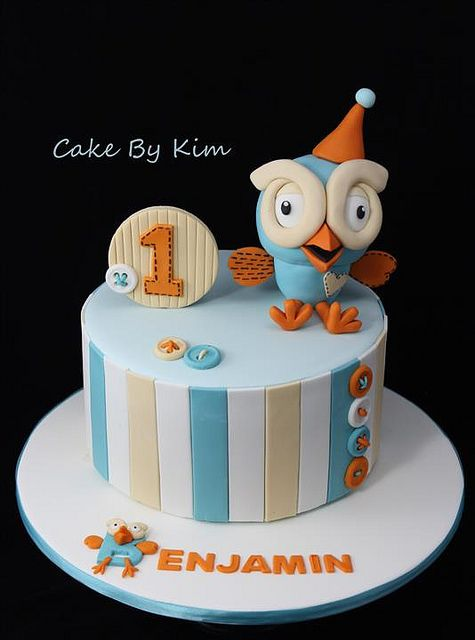 giggle and hoot cake | Flickr - Photo Sharing!