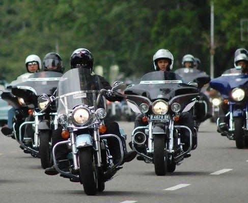 Ribuan Moge Akan Ngumpul di Bogor  #BOGORBIKEWEEK2015 by #HDCIBogor