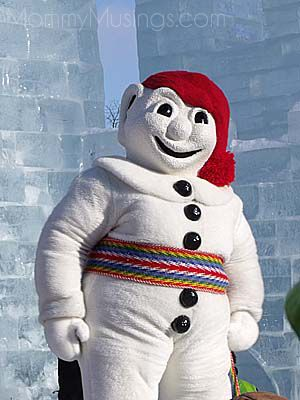 bonhomme- QUEBEC Winter Carnaval