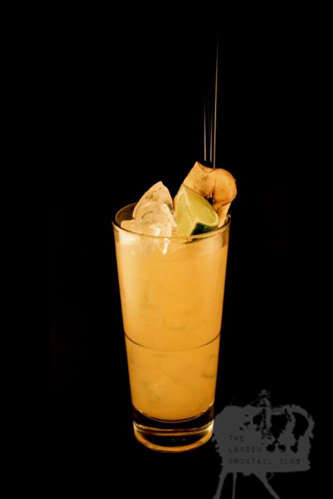 The London Cocktail Club, apple jack