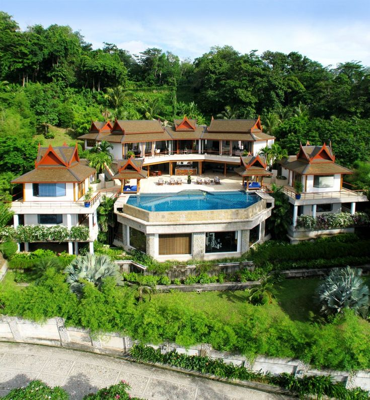 Villa Rak Tawan   HomeDSGN, a daily source for inspiration and fresh ideas on interior design and home decoration.