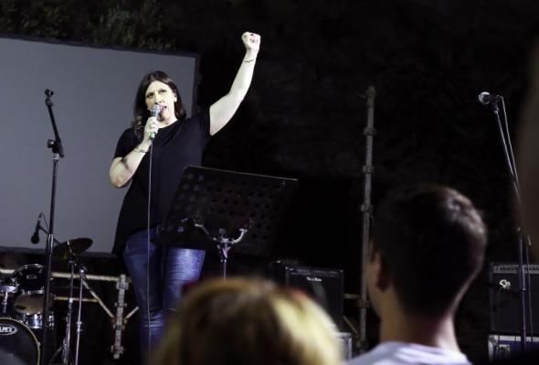 .: Ολόκληρη η εκδήλωση του ΟΧΙ ΣΤΑ ΝΑΙ ΤΟΥΣ στον Λυκα...