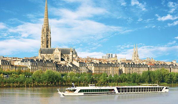 AmaWaterways AmaDolce Bordeaux - Falling in love with France is easy, especially when you explore it on an AmaWaterways river cruise. Picture thousands of grape-covered vineyards in the country's most illustrious wine regions, locals taking a romantic evening stroll as you enjoy a glass of wine at a sidewalk café, or visiting charming market towns teeming with fresh produce. These are just a few of the many memorable experiences you'll enjoy during your cruise.Reserve your stateroom by Oct