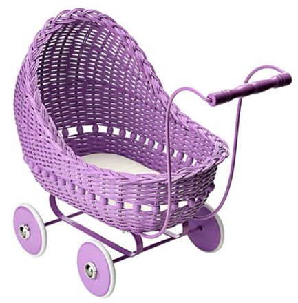 599:- Smallstuff Dockvagn Lavendel