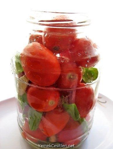 yemek tarifi: kırmızı domates turşusu nasıl kurulur [20]
