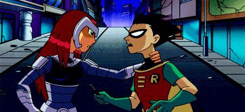 Robin/Gallery - Teen Titans Wiki - Robin, Starfire, Raven