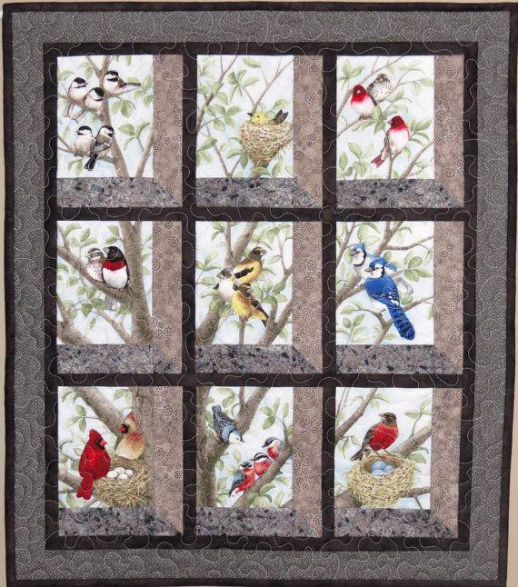 Best 25+ Bird quilt ideas on Pinterest